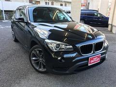 BMW X1sDrive 18i スポーツ ワンオーナー ETC CD