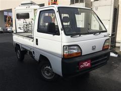 アクティトラックスーパーDX 4WD 5MT 荷台作業ライト ラジオ