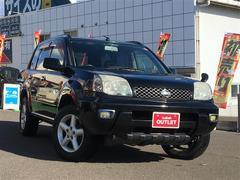 エクストレイルX 4WD ETC  キーレス