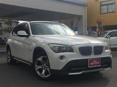 BMW X1sDrive18iハイラインパッケージ 革シート HDDナビ