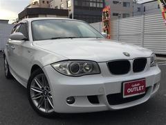 BMW1シリーズ Mスポーツパッケージ HDDナビ ETC HID