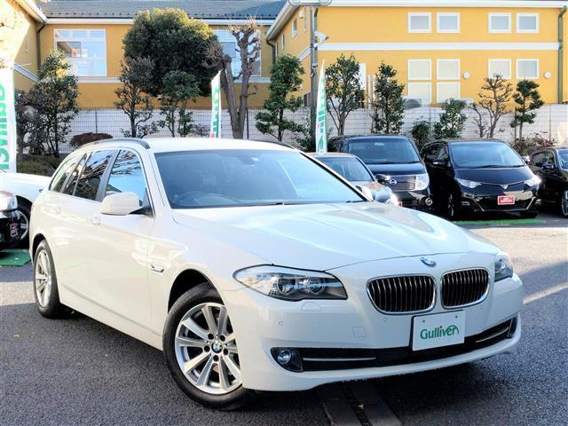 BMW 5シリーズ Bパフォ ツーリング ハイライン 本革シート