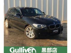 BMW1シリーズ HDDナビ スマートキー ETC HID CD