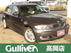 BMW1シリーズ Mスポーツ 本革シート HDDナビ ETC