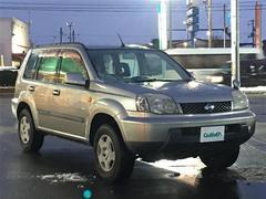エクストレイルS 4WD ワンオーナー キーレス CD