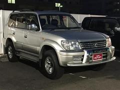 ランドクルーザープラドTX−LTD ワイド 4WD SR メモリーナビ フルセグ