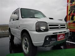 ジムニーランドベンチャー 4WD ワンオーナー ターボ CD/MD