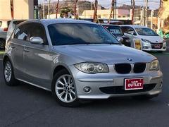 BMW1シリーズ スマートキー HIDヘッドライト CDオーディオ