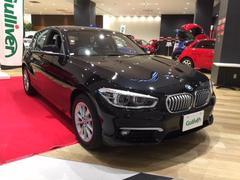 BMW1シリーズ スタイル 純HDDナビ PサポートPKG ETC