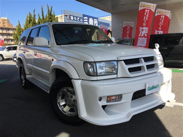 トヨタ エアロフォース 4WD キーレスCD
