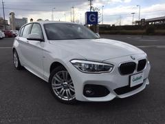 BMW1シリーズ Mスポーツ 純HDDナビ Rカメラ 軽減ブレーキ
