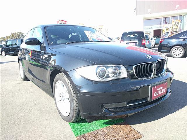 BMW 1シリーズ バックカメラ ETC