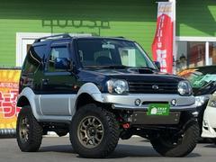 ジムニーシエラ4WD 5MT リフトUP 社外AW・マフラー 地デジ BT