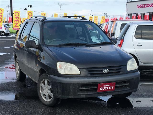 トヨタ リミックス 4WD CD MD 運転席エアバック