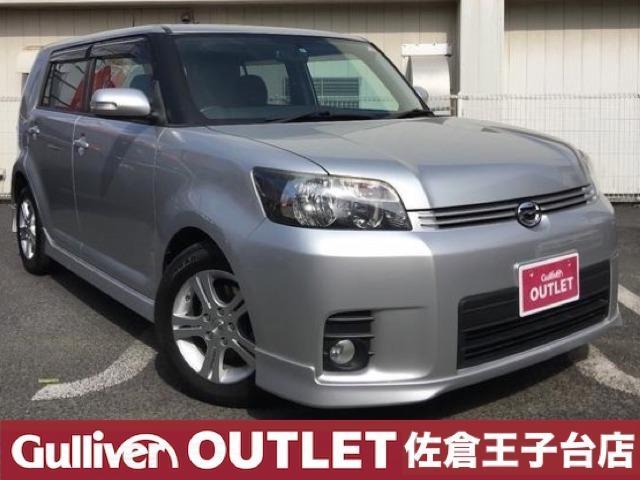 トヨタ 1.5G エアロツアラー CD キーレス
