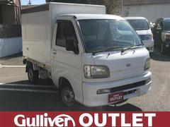 ハイゼットトラック冷凍冷蔵車 エアコン パワステ スペアキー