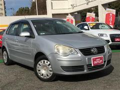 VW ポロサンルーフ HDDナビ ETC キーレス CD