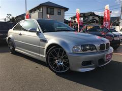 BMWM3 6MT サンルーフ ETC キーレス HID CD