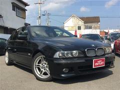 BMW5シリーズ Mスポーツ サンルーフ HID ETC