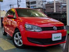 VW ポロTSIコンフォートL BMテクノ ワンオーナー メモリーナビ