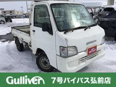 サンバートラックTB 三方開 4WD 革シート 5MT