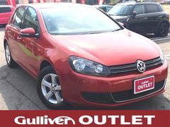 VW ゴルフTSI トレンドラインプレED ワンオーナー フルセグナビ