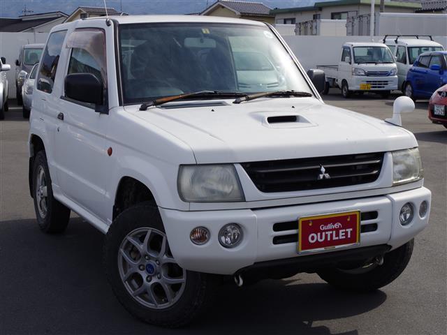 三菱 V 4WD キーレス ターボタイマー エアコン フォグランプ