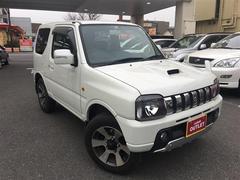 ジムニークロスアドベンチャー XC 4WD 5MT 本革シート