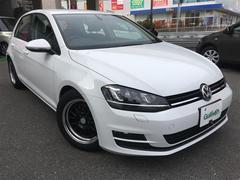 VW ゴルフTSI コンフォートライン BM ワンオーナー HDDナビ