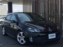 VW ゴルフGTi 車高調 ワンオーナー メモリナビ HID DVD再生