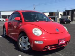 VW ニュービートルプラス サンルーフ 革シート キーレス