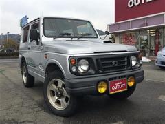 ジムニーワイルドウィンド ターボ 4WD
