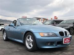 BMW Z3ロードスターロードスター1.9特別仕様車 黒革シート SDナビ ETC
