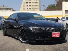 BMW6シリーズ サンルーフ 革シート ETC スマートキー CD