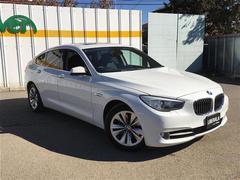 BMW535iグランツーリスモ サンルーフ 革シート 純正SDナビ
