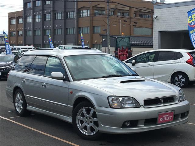 スバル GT-B E-tune 4WD ワンオーナー HID CD