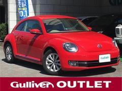 VW ザ・ビートルデザイン ワンオーナー ETC CDオーディオ キーレス
