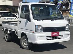サンバートラックTB 4WD 5MT 三方開 エアコン パワステ