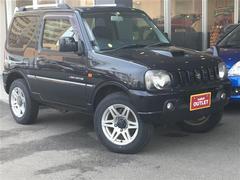 ジムニーランドベンチャー 4WD ワンオーナー HDDナビ フルセグ