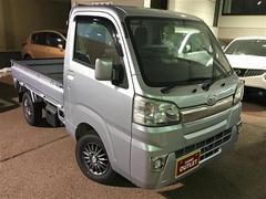 ハイゼットトラックエクストラ 4WD ワンオーナー ETC キーレス 12AW