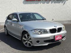 BMW1シリーズ 社外DVDナビ 社外アルミホイール ETC