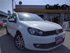 VW ゴルフTSI コンフォートライン ワンオーナー ETC CD