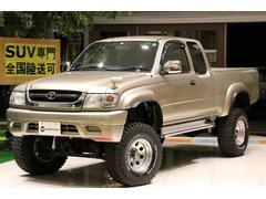 ハイラックススポーツピックエクストラキャブ ワイド 4WD HDDナビ フルセグ