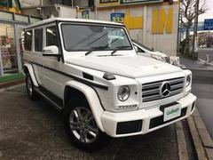 M・ベンツGクラス 4WD ワンオーナー サンルーフ 革シート ETC