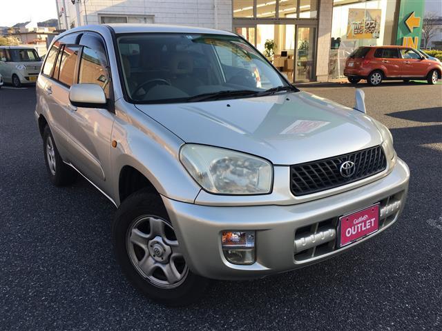 トヨタ J X Gパッケージ 4WD ETC キーレスエントリー