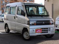 ミニキャブバンCD 4WD エアコン パワステ Wエアバッグ