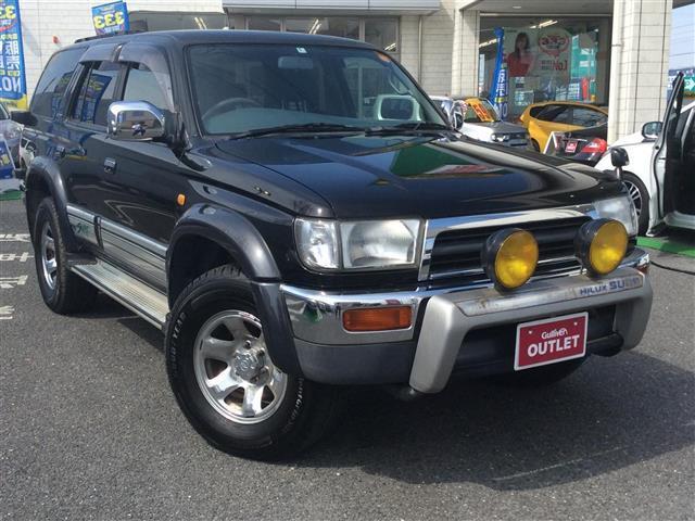 トヨタ SSR-V LTD ワイド 4WD ワンオーナー ETC
