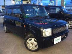 アルトラパンX 4WD キーレス CDオーディオ MD