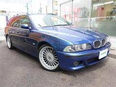BMW525iツーリング MスポーツLTD 限定 アルピナ19AW