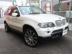 BMW X54.4iスポーツパッケージ 20インチAW 黒革 SR